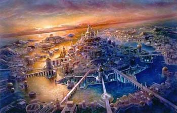 La mítica Atlántida