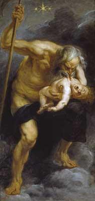Saturno devora sus hijos