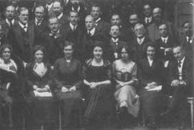 Congreso psicoanalítico de Weimar, 1911