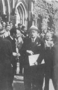Jung en Harvard en 1936