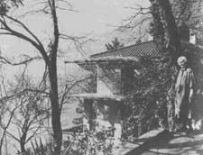 La casa Eranos, en Ascona