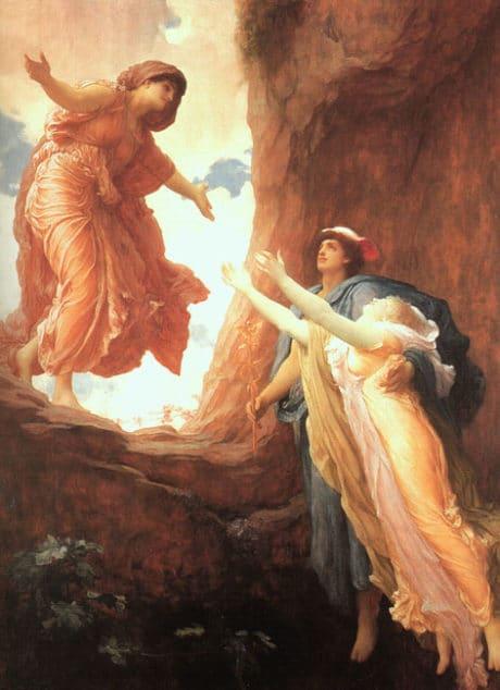 El regreso de Perséfone